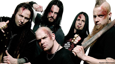 The Las Vegas Resident And Five Finger Death Punch Guitarist Says Hes Read Some Online Criticism Of His Band Confused