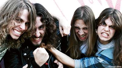 Top 10 New School Thrash Bands