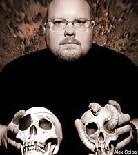 Metal Blade founder Brian Slagel