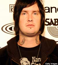 Avenged Sevenfold Drummer James 'The Rev' Sullivan