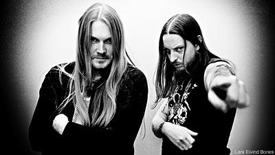 darkthrone �circle the wagons� � new album