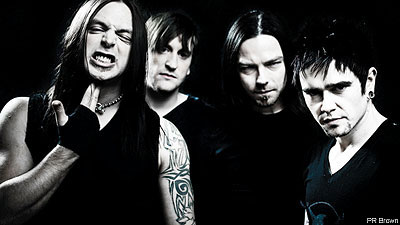 Bullet For My Valentine Don T Mind Sharing Label With Britney Spears