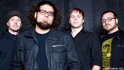 Coheed and Cambria Discuss Timelines and Tours — Video Interview