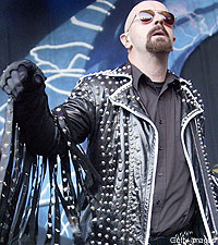 Rob Halford at Ozzfest
