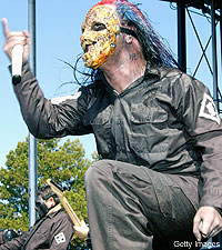 Slipknot at Ozzfest