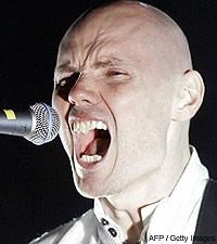 Blly Corgan