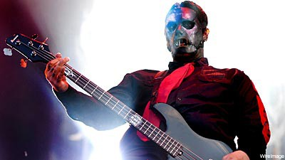 Slipknot Bassist Paul Gray