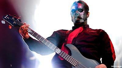 Slipknot Bassist Paul Gray
