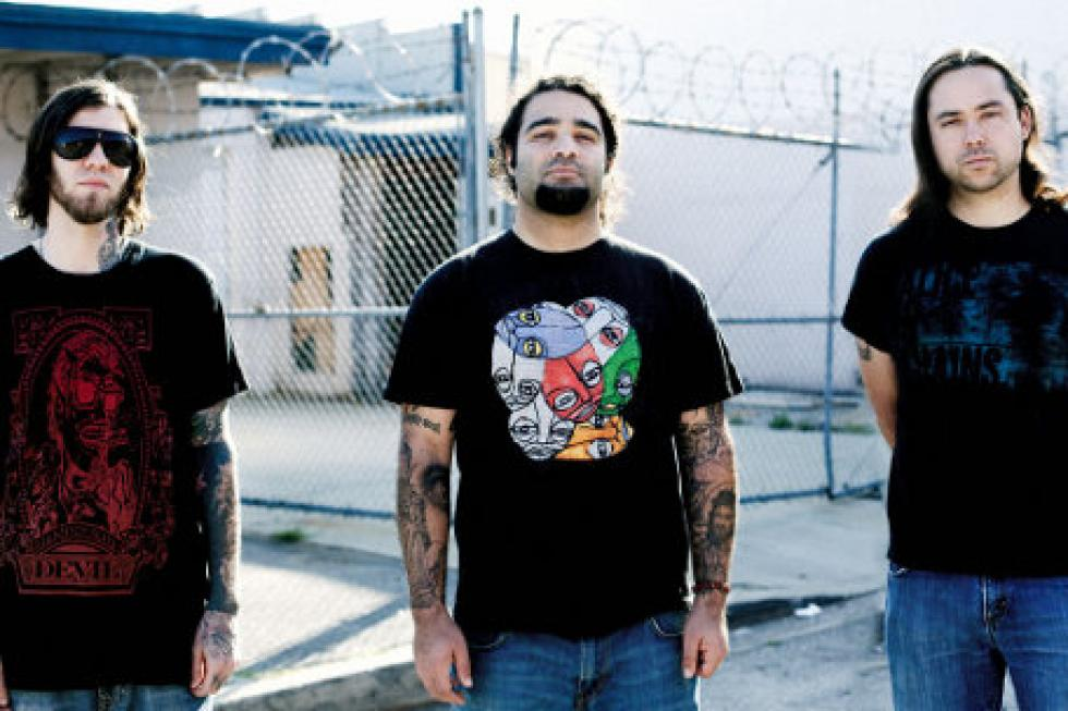 Smile Empty Soul: Cali Melodic Rockers Have An 'Afterlife' (VIDEO