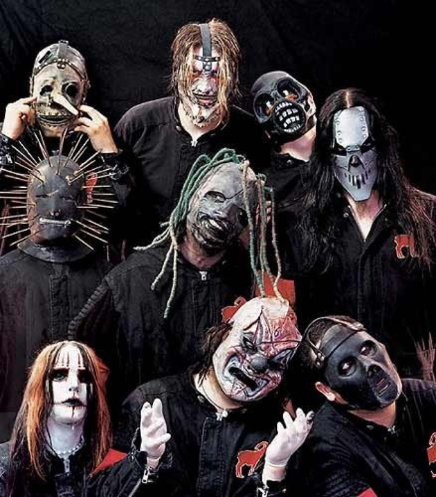 Slipknot Masks Throughout The Years Photo Gallery